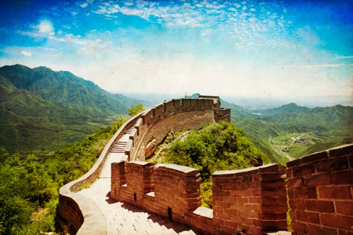 Must See Places - Great Wall of China