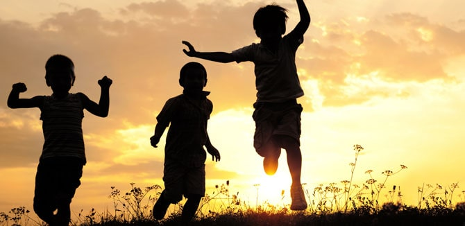 Sixty and Me - Dealing with Hyperactive Children What to Do When Your Grandkids Have Too Much Energy