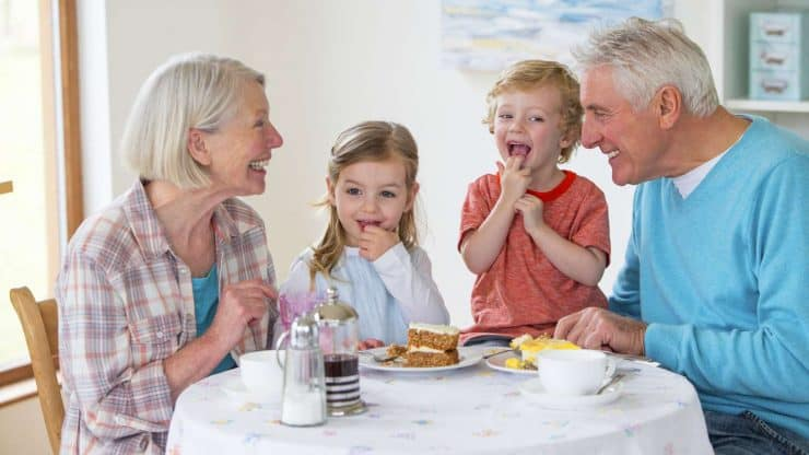 Teaching Your Grandkids to Wait
