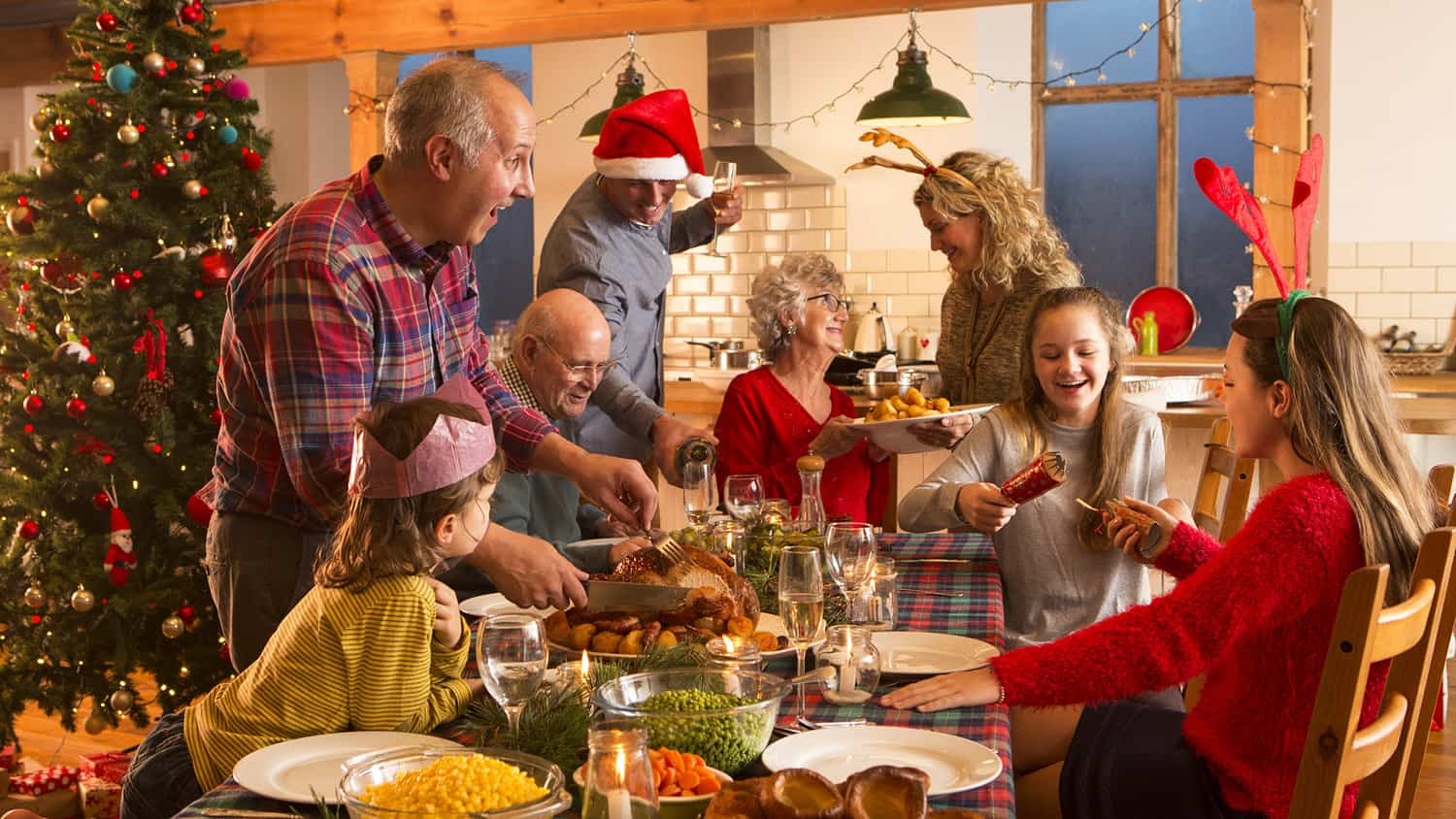 6 Easy Christmas Dinner Ideas That Will Get Your Guests Talking Sixty And Me