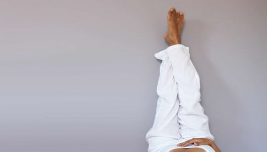 Up Against the Wall: Easy Wall Yoga for Seniors