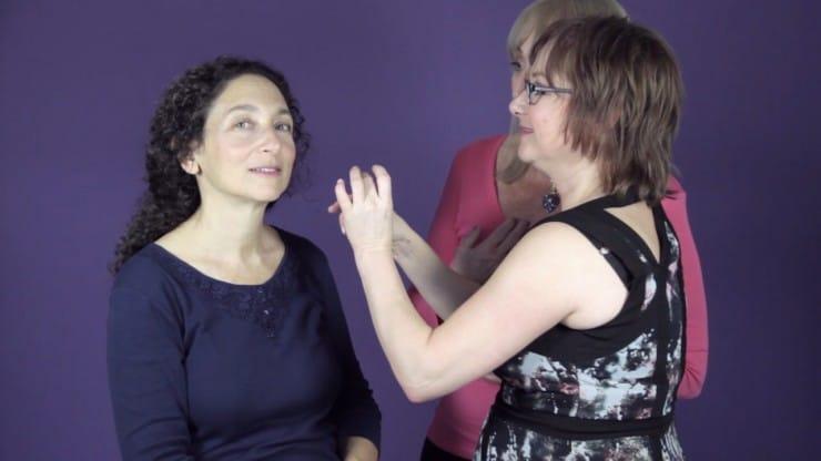 Applying Makeup for Wrinkles - Makeup Tips for Older Women