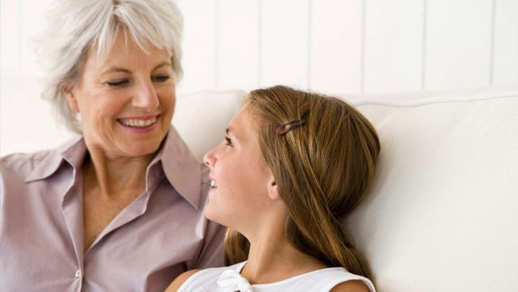Things that are Different about Grandkids Today