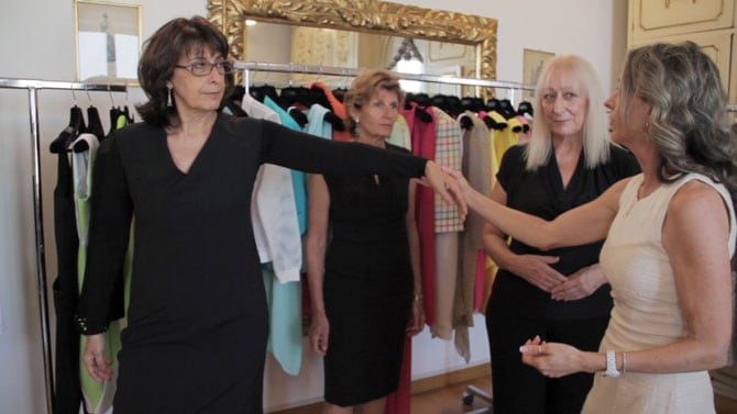 "Fashion Tips for Older Women - Feeling Better About ""Flabby Arms"""
