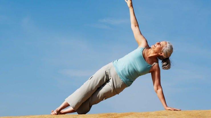 Energizing Yoga for Seniors