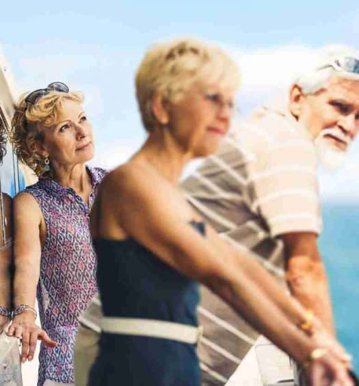 Singles Cruises for Seniors
