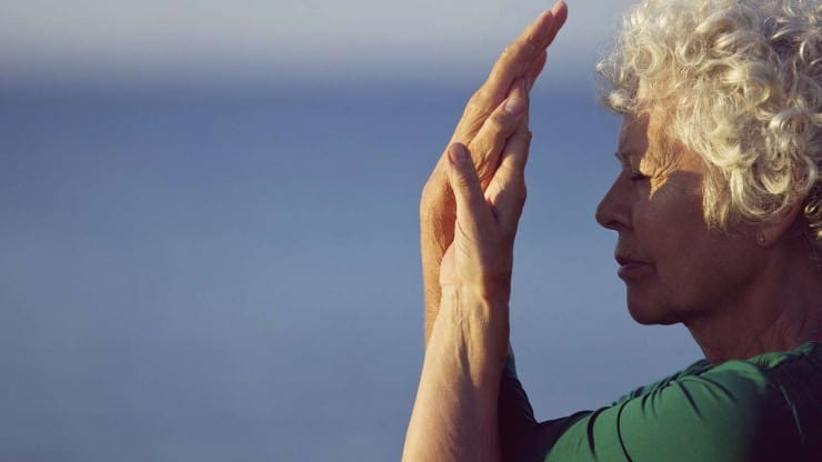 Upper Body Yoga for Seniors