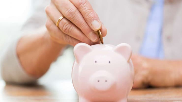 How to live on a pension