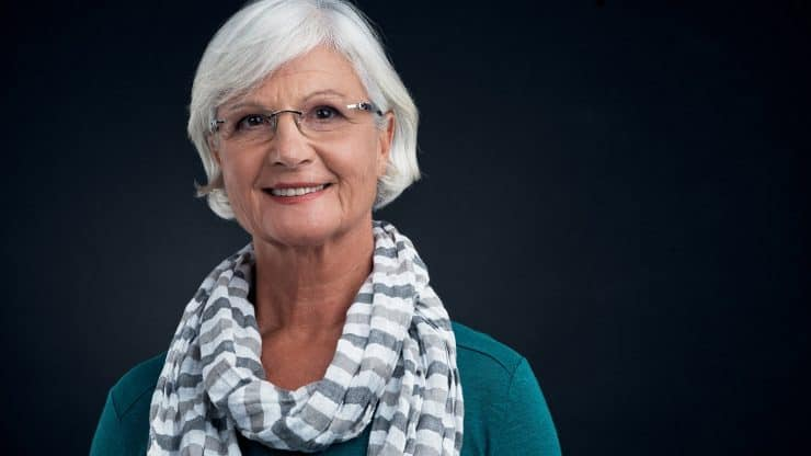 Fashion for Women Over 60 - Tips for Wearing Scarves