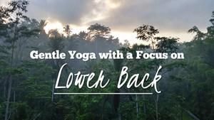 Yoga for Seniors - Lower Back