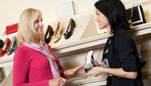 What Makes the Most Comfortable Shoes for Older Women?