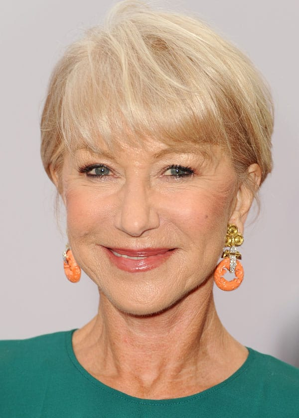 Actresses Over 60 - Helen-Mirren