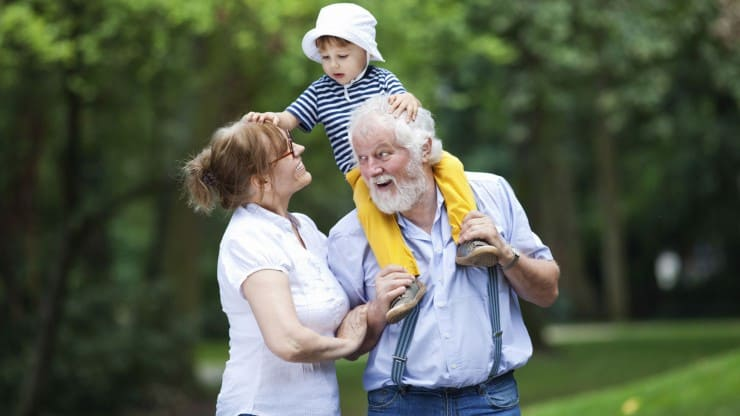 Grandparents Raising Grandchildren Resources
