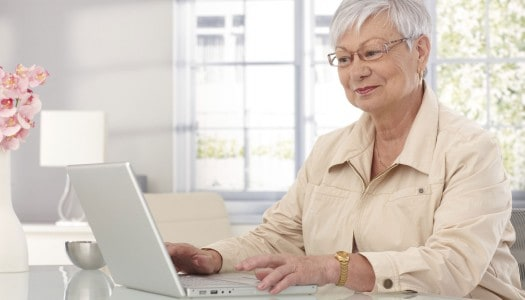 """Are Older People Really """"Anti-Technology?"""""""