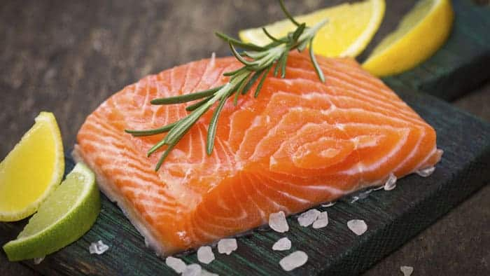 Happy Foods - Eat your way to happiness: Add a little sunshine to your life with salmon