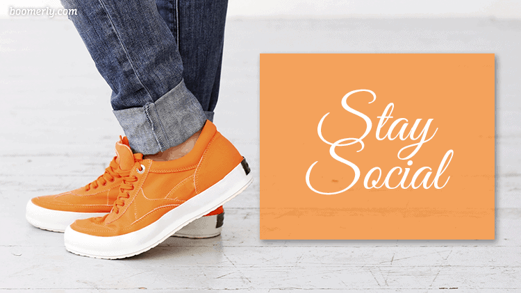 7 Pairs of Shoes Every Woman Over 50 Should Own: #3 Comfortable Walking Shoes to Help You Stay Social