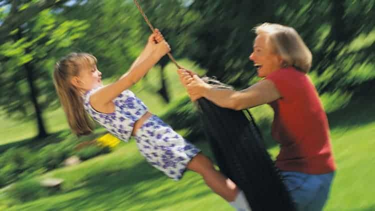 Anti-Aging Tips - Spend Time with Young People