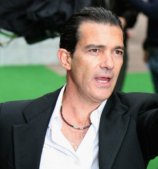 Ageism in Hollywood - Antonio-Banderas