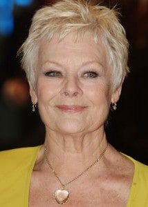 Judi Dench in love