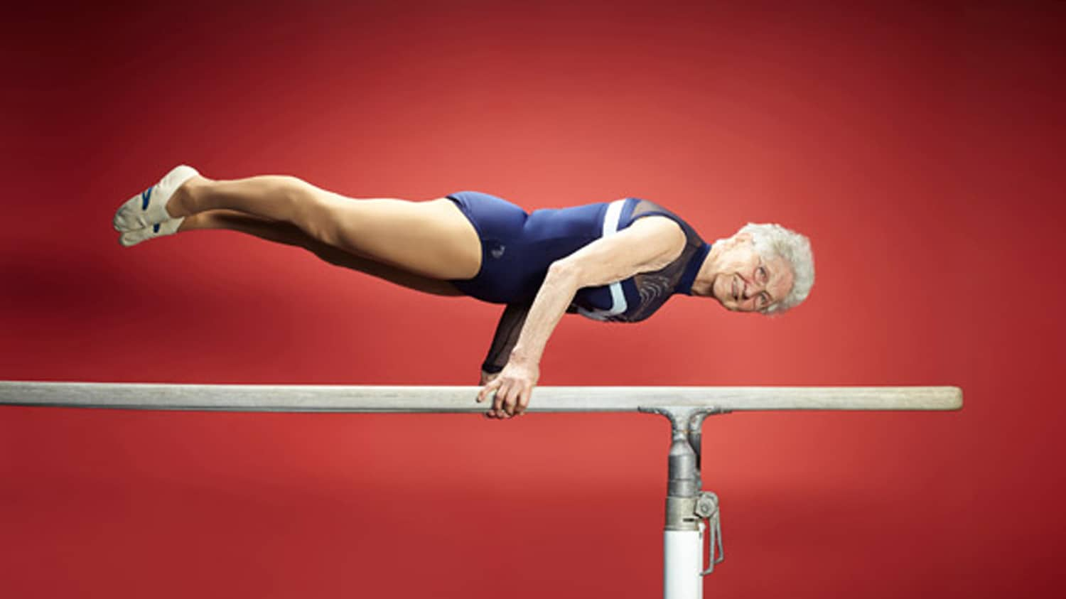 This 89 Year Old Gymnast Proves That It S Never Too Late To Follow Your Dreams Sixty And Me