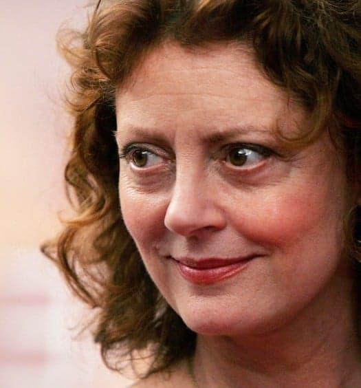 Susan Sarandon challenge aging stereotypes