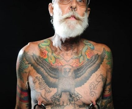 Tattooed Seniors