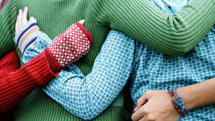Benefits of Hugging - Bring People Together