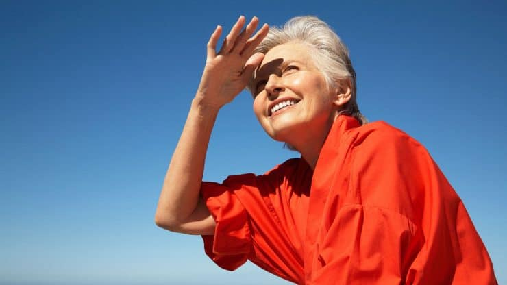 How to Find Happiness After 60
