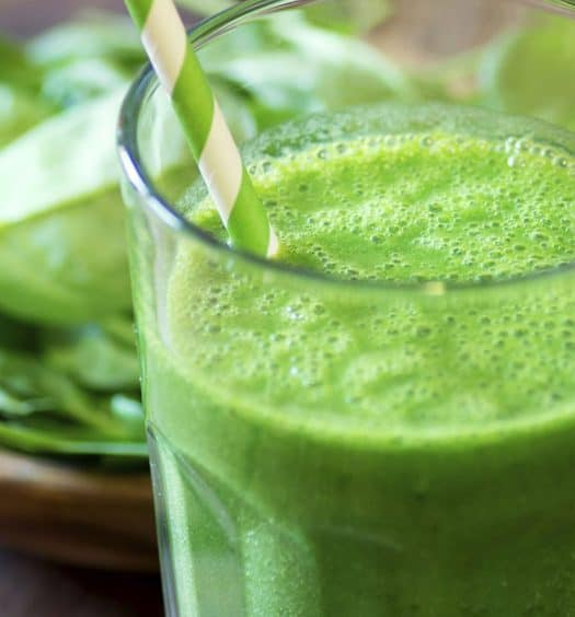 Leafy Greens Brain Health