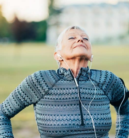 reduce stress after 60