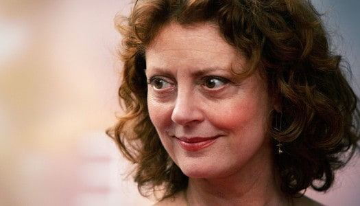 Susan Sarandon Says that Being Alone is Traumatic and Exhilarating… Do you Agree?