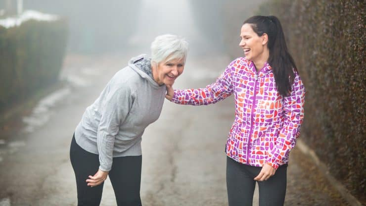 feel healthier after 60