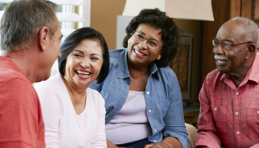 """How to Move Beyond """"Accidental Acquaintances"""" and Find True Friends After 60"""