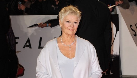 Judi Dench to Play Princess Dragomiroff in Murder on the Orient Express