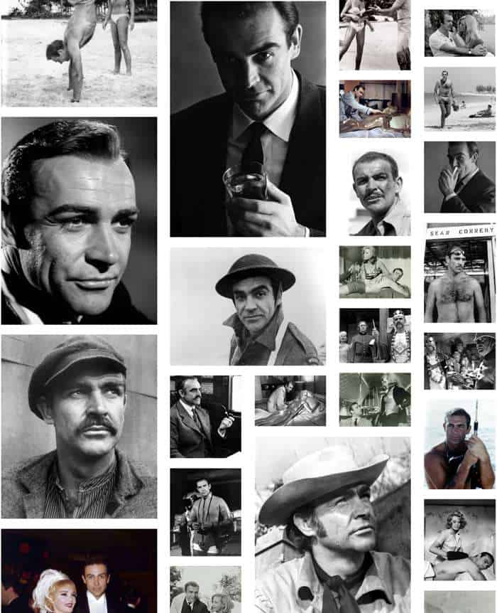 Sean Connery gallery