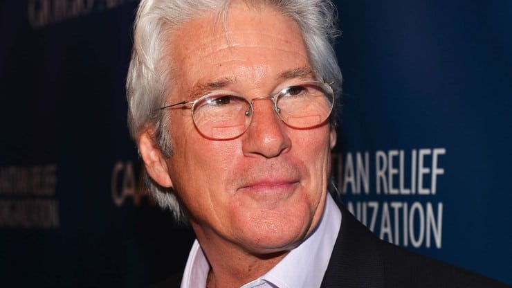 Sixty and Me - 9 Facts that Make Richard Gere Even More Fascinating