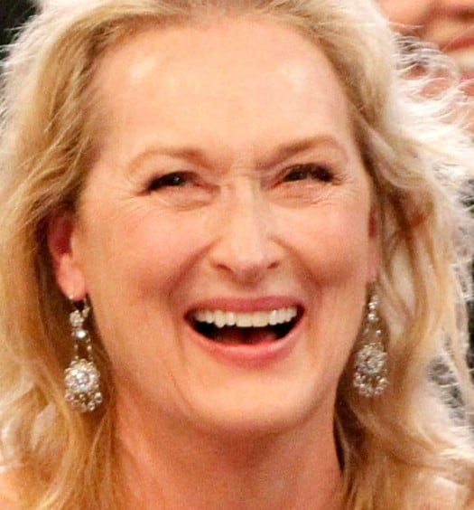 Sixty and Me - Meryl Streep Knows that Money Can't Buy Happiness