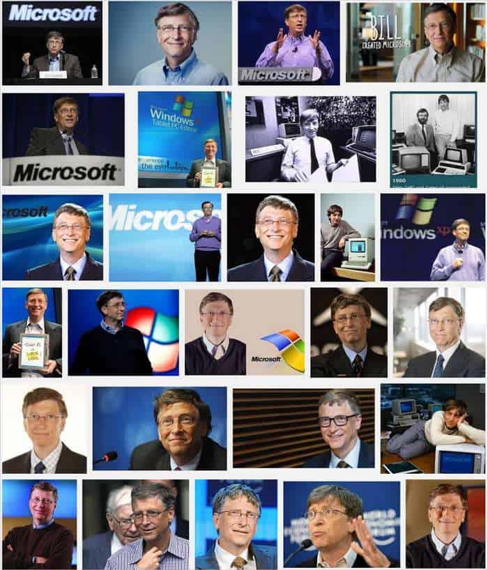 Bill Gates gallery