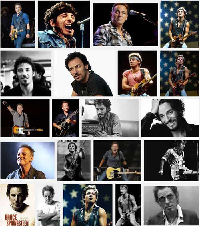 Bruce Springsteen Gallery