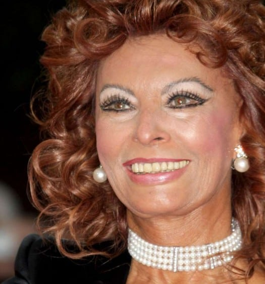 Sophia Loren Birthday