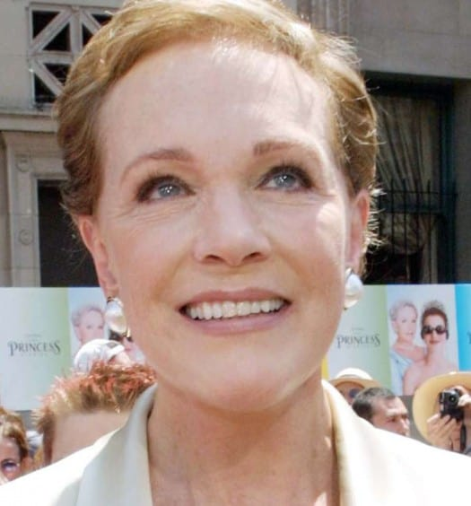 Happy Birthday 80th Birthday Julie Andrews