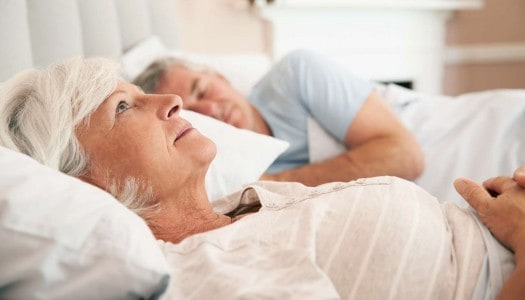 Having Trouble Sleeping After Menopause? We Have Some Ideas