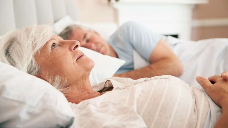 Sixty and Me - Is Your Post-Menopausal Body Contributing to Your Sleep Problems
