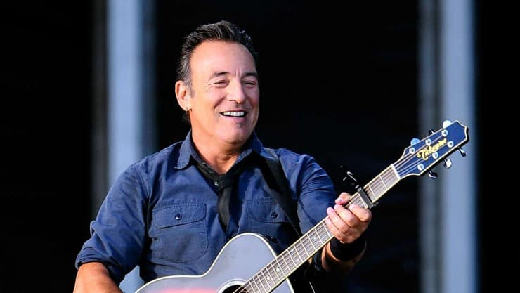 Sixty and me - Happy 66th Birthday Bruce Springsteen