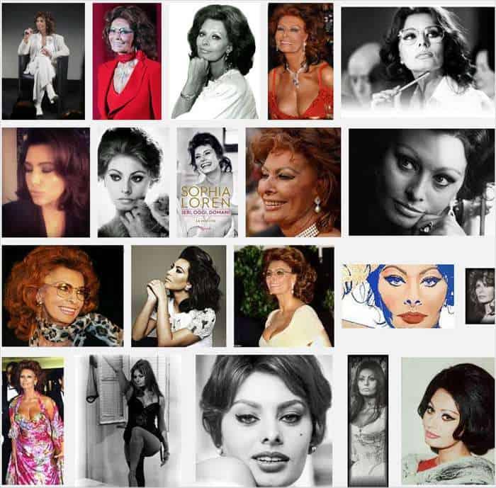 Sophia Loren - gallery
