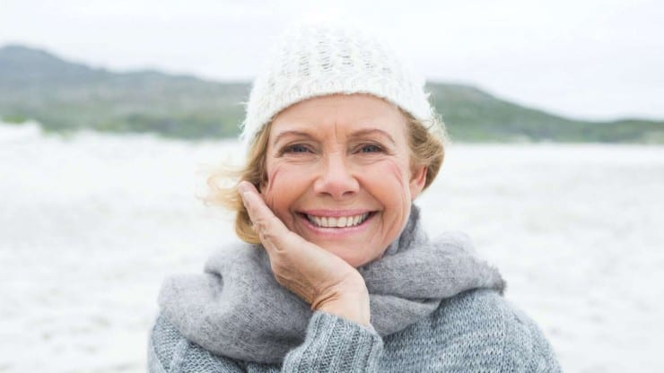 Sixty and Me - Essential Cold Weather Beauty Tips for Women Over 60