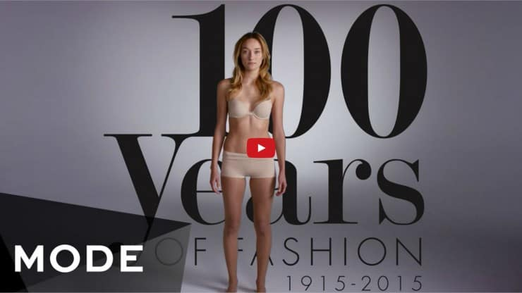 Sixty and Me - How Has Fashion Changed in the Last Century