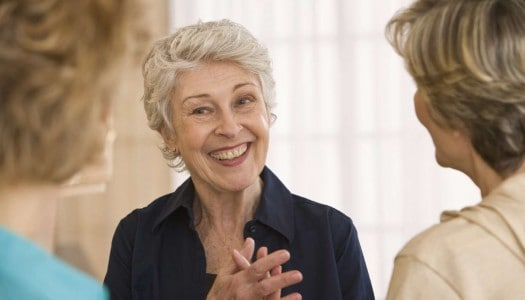 Why Are More Women Over 60 Looking for a Roommate? (Video)
