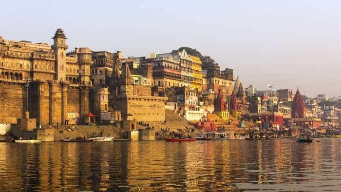 Adventure Cruises - Ganges river