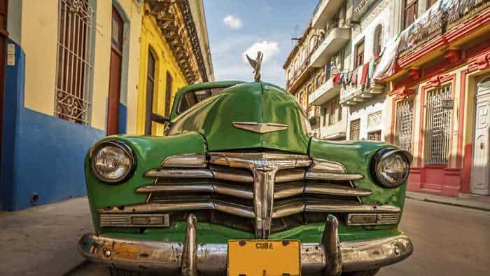 Once in a Lifetime Trips - Cuba